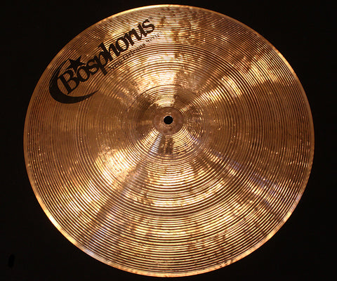 "Bosphorus New Orleans 16"" Crash (980g)"