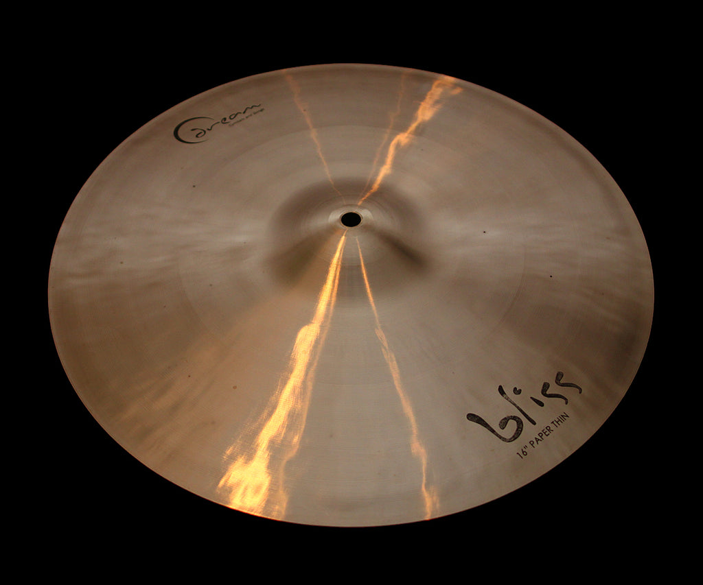 "Dream Bliss 16"" Paper Thin Crash (882g)"