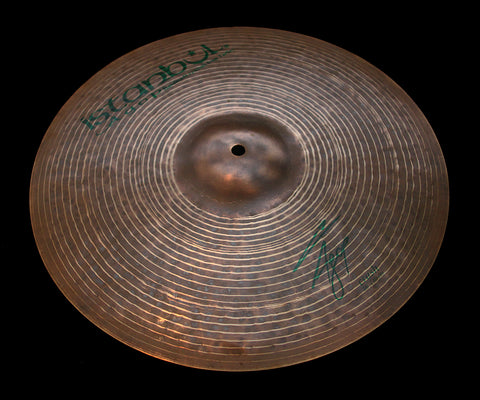 "Agop Signature 16"" Crash (963g)"