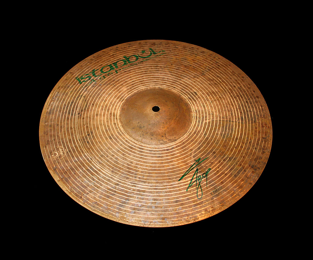 "Agop Signature 16"" Crash (916g)"