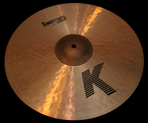 "Zildjian K 16"" Sweet Crash (938g)"