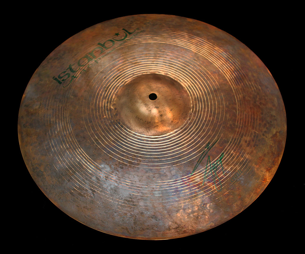 "Agop Signature 17"" Crash (1121g)"