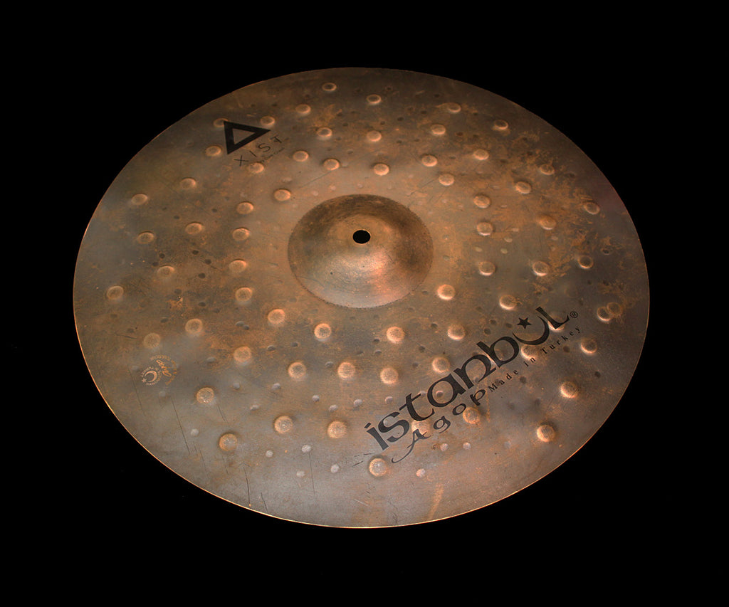 "Agop XIST Dry Dark 17"" Crash (1049g)"