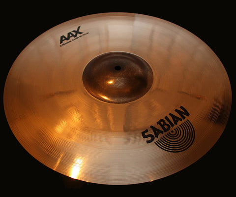 "Sabian AAXplosion 18"" Crash (1495g)"