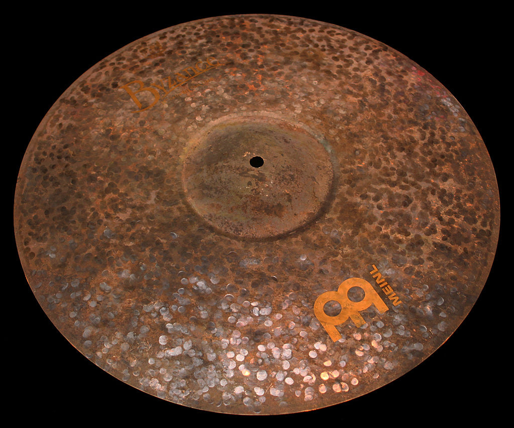 "Meinl Byzance Extra Dry 18"" Thin Crash (1303g)"
