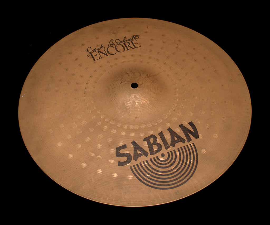 "Sabian Signature 17"" Encore Crash (1118g)"