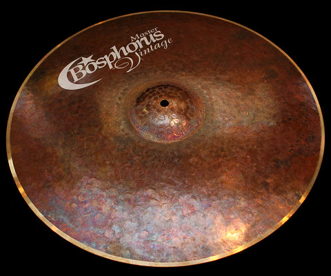"Bosphorus Master Vintage 18"" Ride (1396g)"