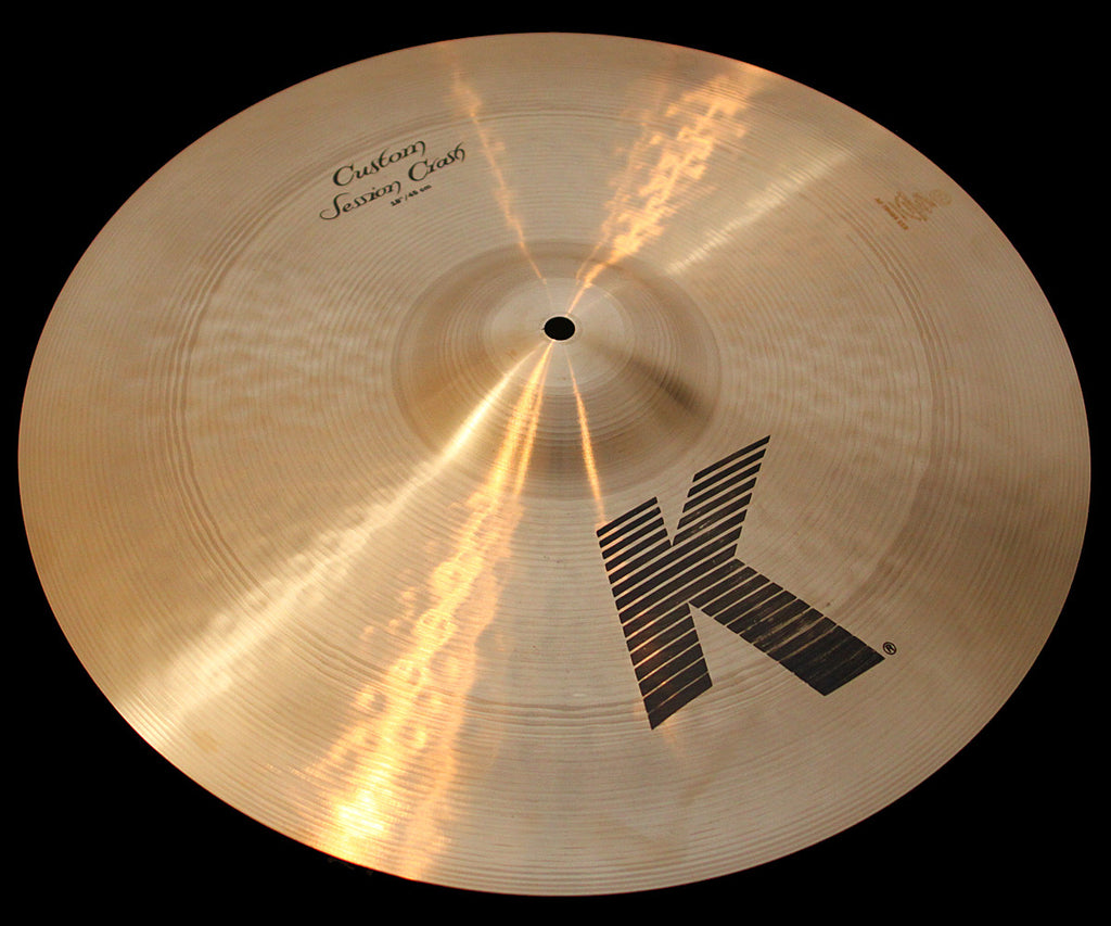"Zildjian K Custom 18"" Session Crash (1419g)"