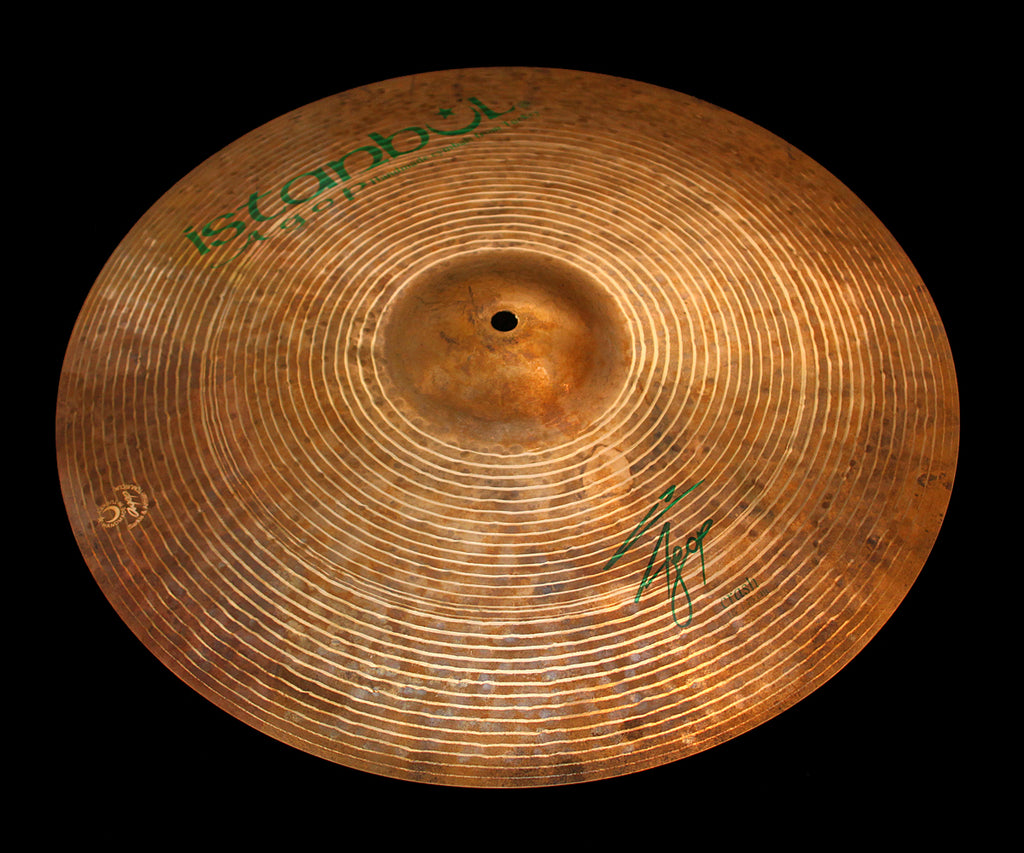 "Agop Signature 18"" Crash (1312g)"