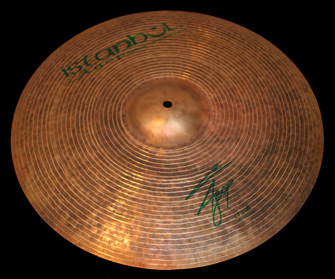 "Agop Signature 18"" Crash (1263g)"