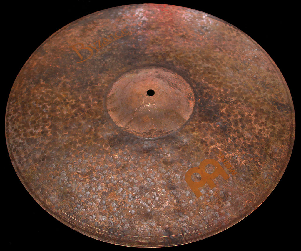 "Meinl Byzance Extra Dry 19"" Thin Crash (1233g)"