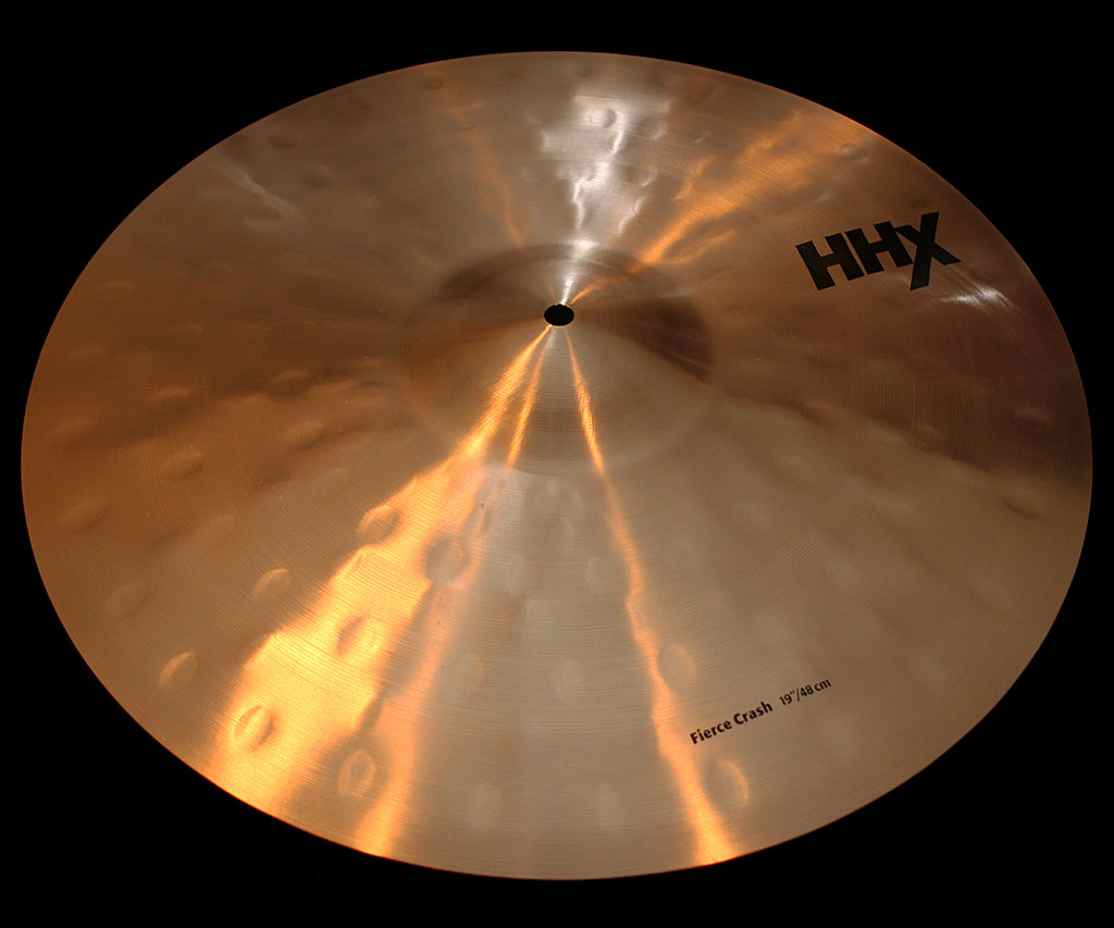 "Sabian HHX 19"" Fierce Crash (1558g)"