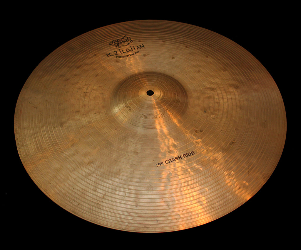 "Zildjian K Constantinople 19"" Crash Ride (1666g)"