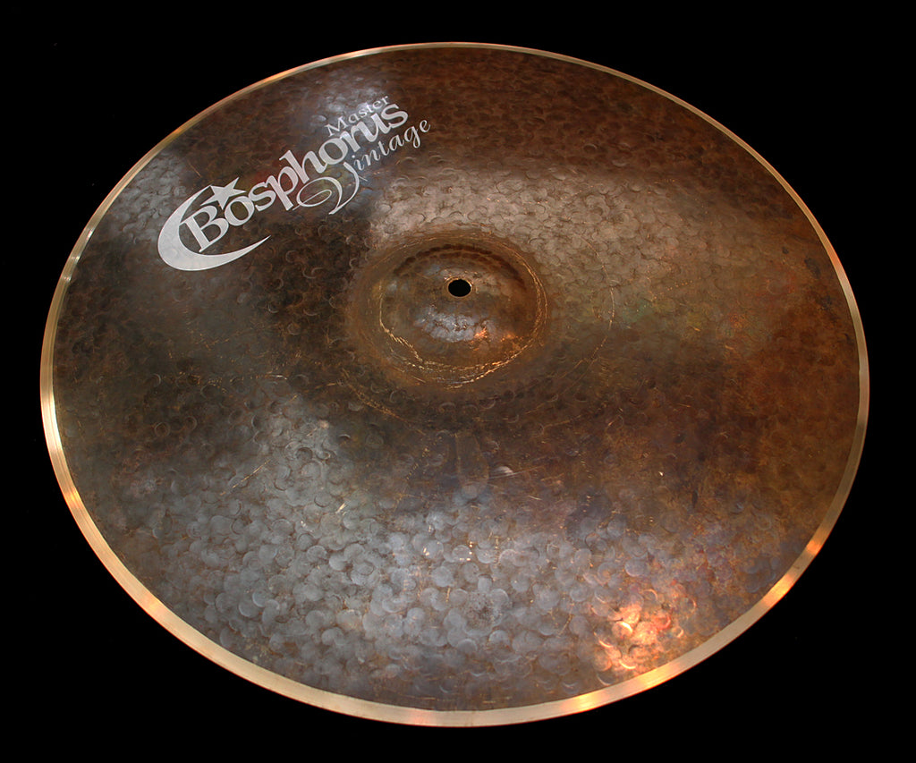 "Bosphorus Master Vintage 19"" Ride (1566g)"