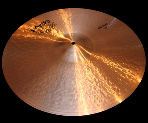 "Paiste 2002 Black 20"" Big Beat (1779g)"