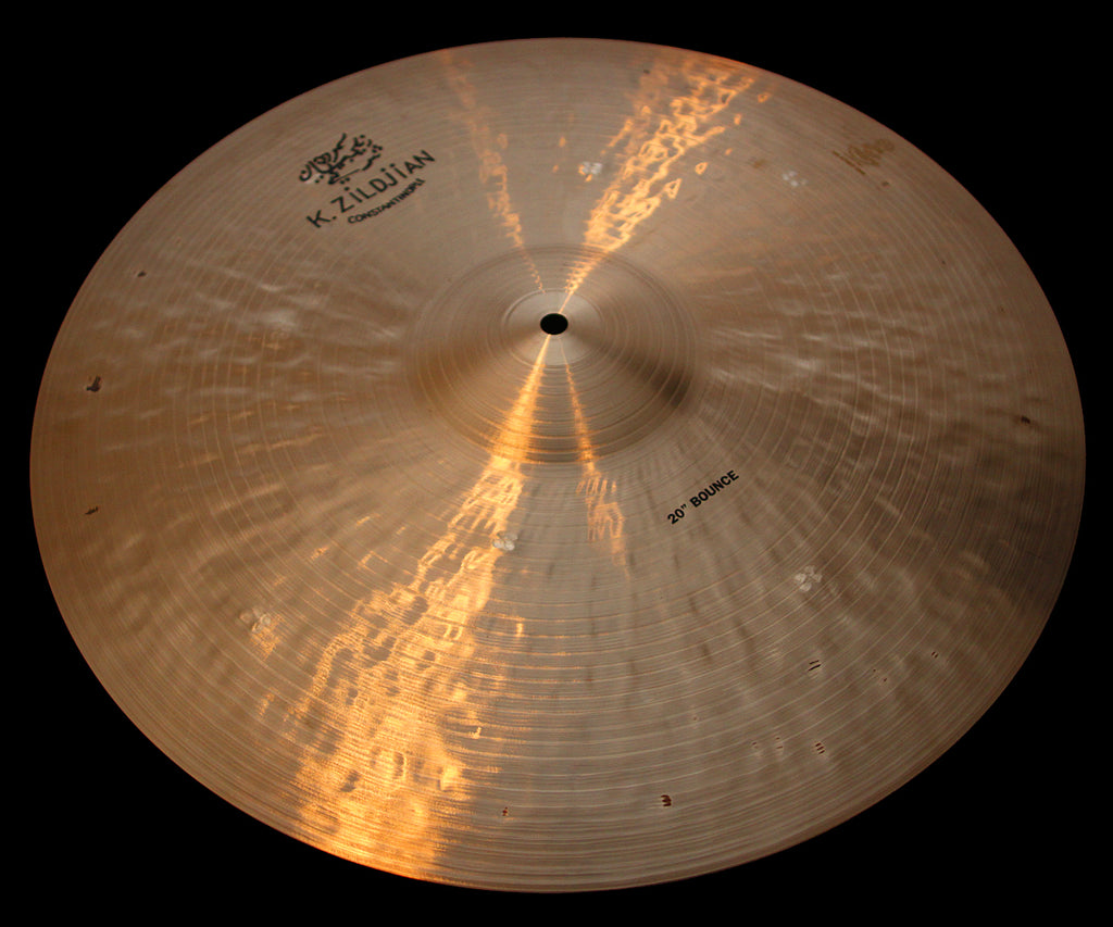 "Zildjian K Constantinople 20"" Bounce Ride (1894g)"