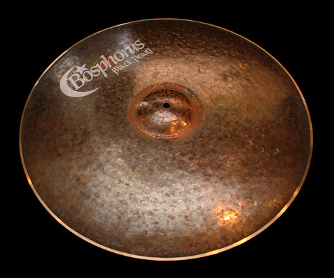 "Bosphorus Black Pearl 20"" Ride (1700g)"