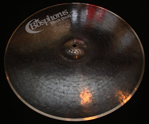 "Bosphorus Black Pearl 20"" Ride (1680g)"
