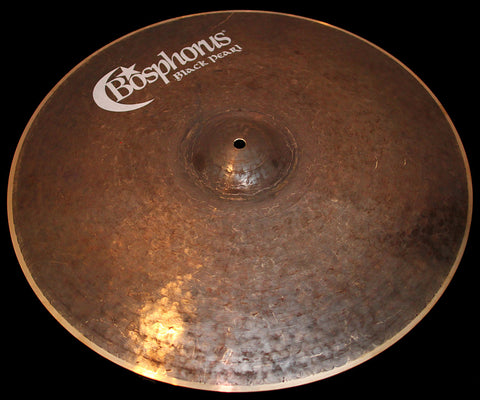 "Bosphorus Black Pearl 20"" Ride (1656g)"