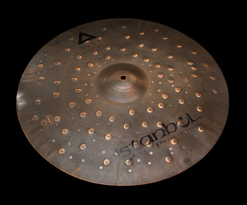"Agop XIST Dry Dark 20"" Crash (1403g)"