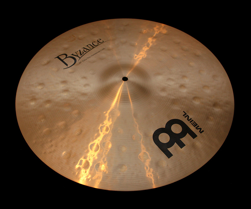 "Meinl Byzance Traditional 20"" Extra Thin Hammered Crash (1619g)"