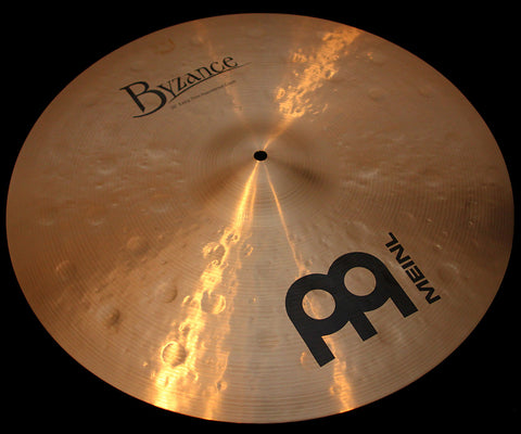 "Meinl Byzance Traditional 20"" Extra Thin Hammered Crash (1604g)"