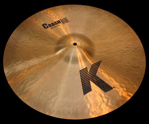 "Zildjian K 20"" Crash Ride (2119g)"