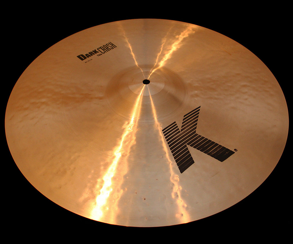 "Zildjian K 20"" Dark Crash Thin (1973g)"