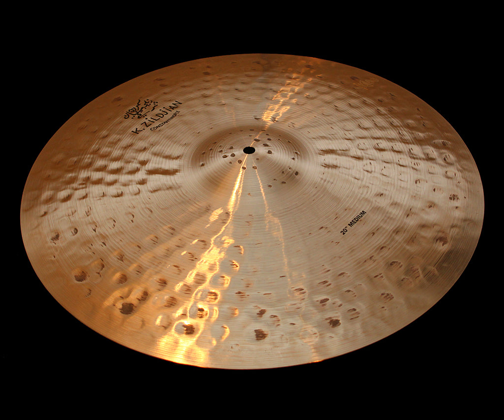 "Zildjian K Constantinople 20"" Medium Ride (2192g)"