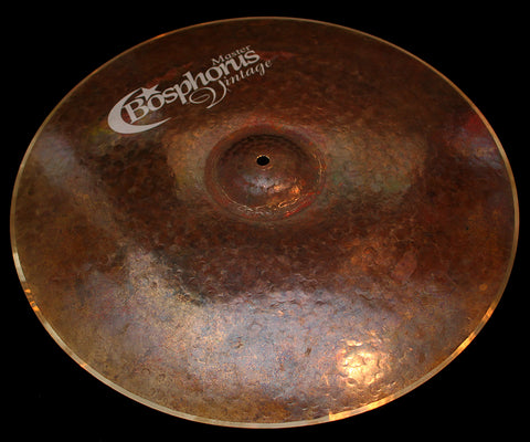 "Bosphorus Master Vintage 20"" Ride (1776g)"