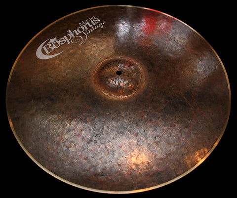 "Bosphorus Master Vintage 20"" Ride (1696g)"