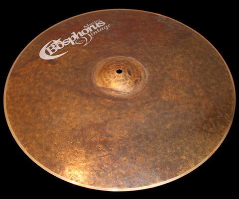 "Bosphorus Master Vintage 20"" Ride (1620g)"