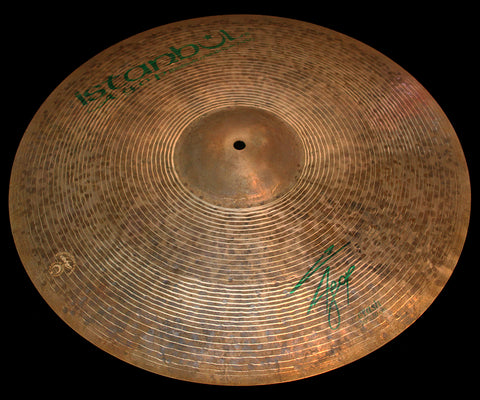 "Agop Signature 20"" Crash (1582g)"