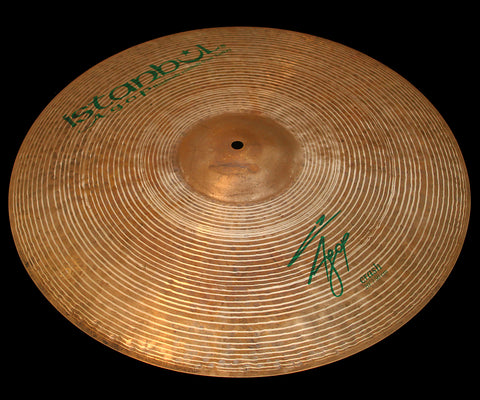 "Agop Signature 20"" Crash (1586g)"
