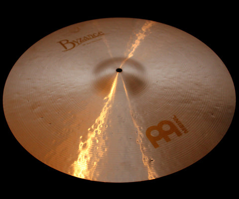 "Meinl Byzance Jazz 20"" Thin Crash (1602g)"