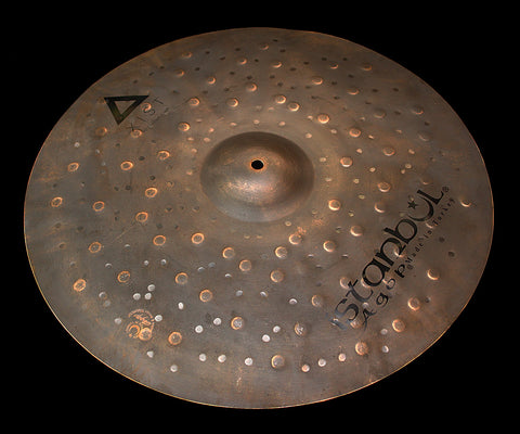 "Agop XIST Dry Dark 20"" Crash (1438g)"