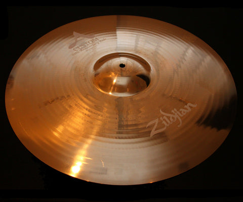 "Zildjian A Custom 20th Anniversary 21"" Ride (2465g)"