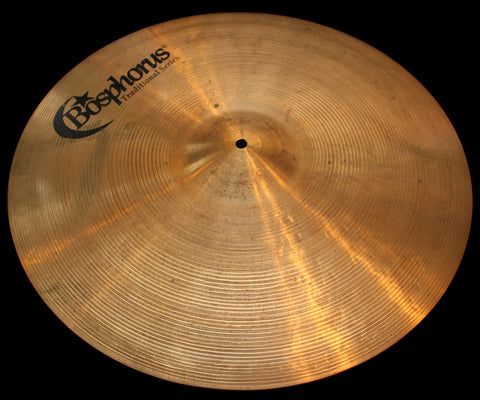 "Bosphorus Traditional 21"" Medium Ride (2940g)"