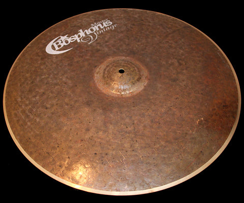 "Bosphorus Master Vintage 21"" Ride (1920g)"