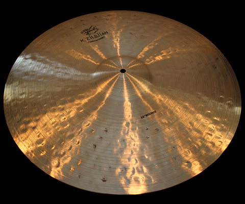 "Zildjian K Constantinople 22"" Bounce Ride (2438g)"