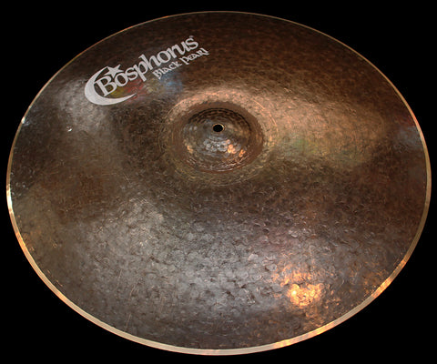 "Bosphorus Black Pearl 22"" Ride (2156g)"