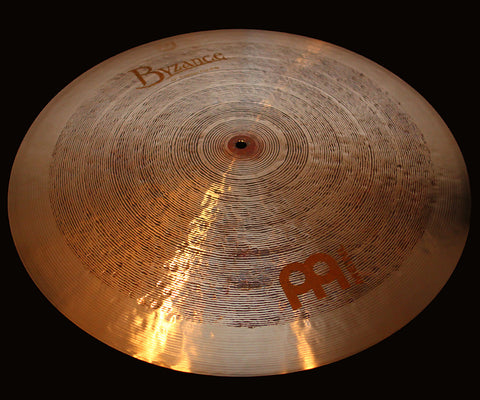 "Meinl Byzance Jazz 22"" Tradition Flat Ride (2361g)"