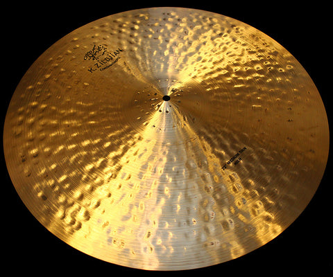 "Zildjian K Constantinople 22"" Medium Thin Ride High (2414g)"