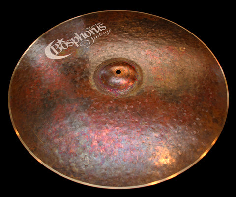 "Bosphorus Master Vintage 22"" Ride (2257g)"