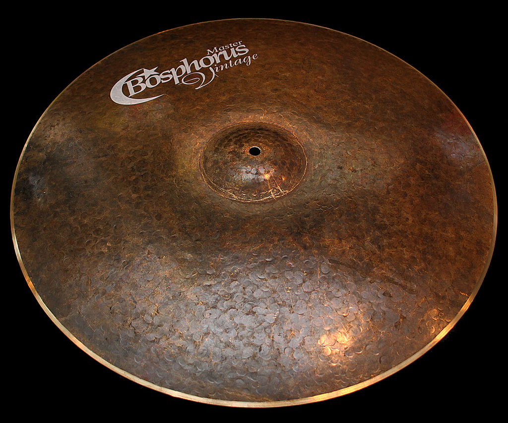 "Bosphorus Master Vintage 22"" Ride (2278g)"