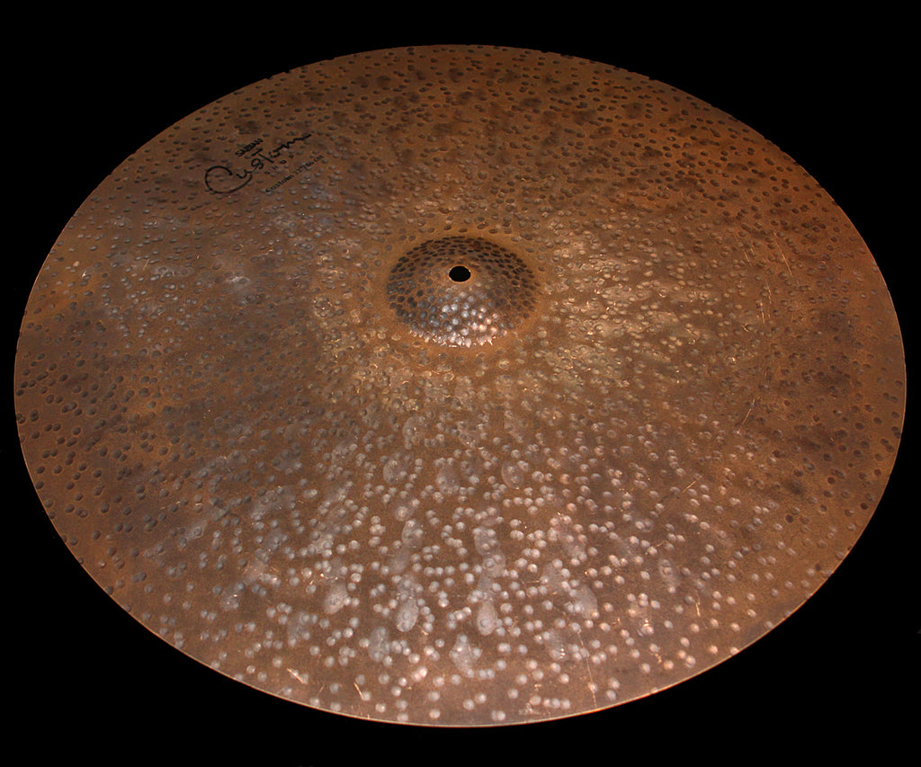 "Sabian Custom Shop 22"" Ride (2543g)"