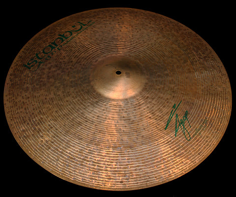 "Agop Signature 22"" Medium Ride (2586g)"