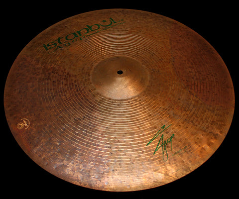 "Agop Signature 22"" Medium Ride (2545g)"