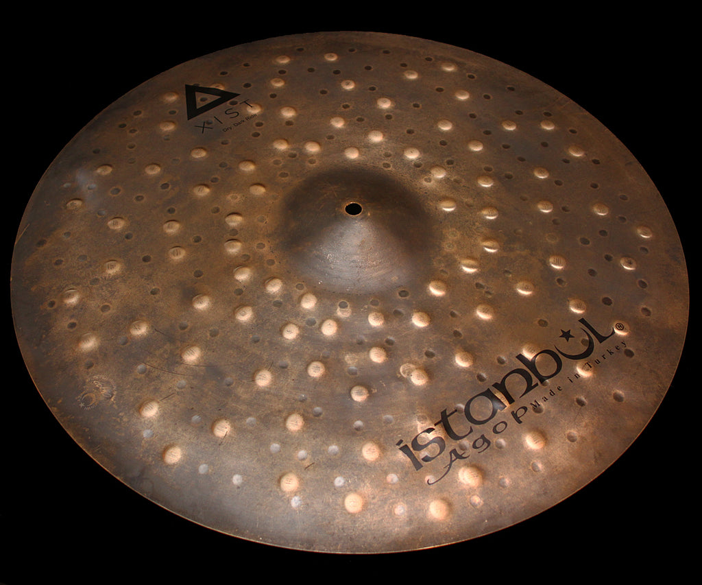 "Agop XIST Dry Dark 22"" Ride (2729g)"