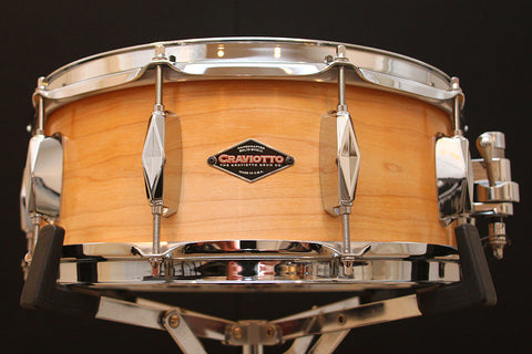 "Craviotto Johnny C. 5.5"" x 14"" Snare"